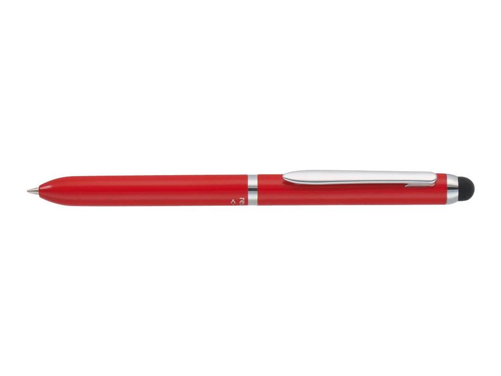 ONLINE 3-in-1 Multi Touch - 2 crayons à bille de couleur - encre bleu, rouge - corps rouge