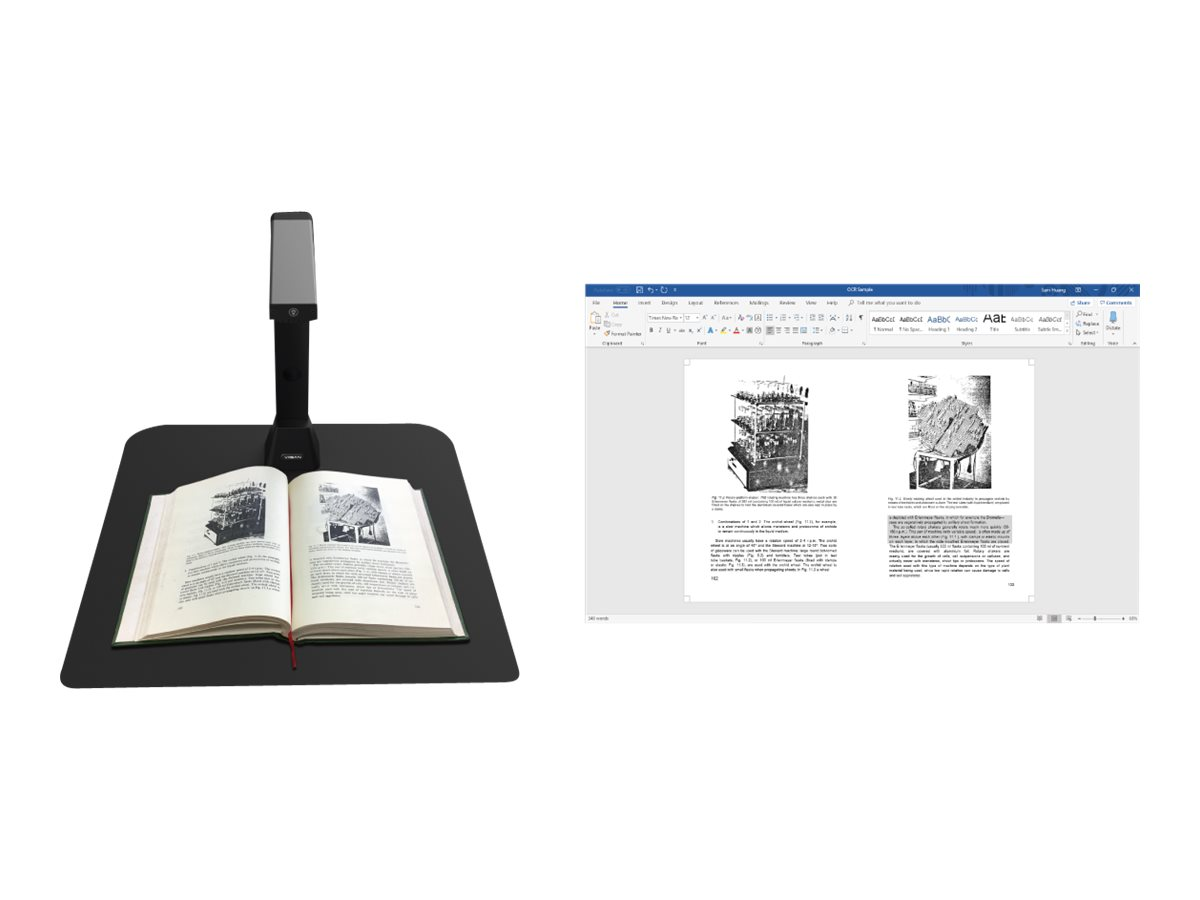 IRIScan Desk 5 - caméra scanner de document - portable - jusqu'à A3- USB