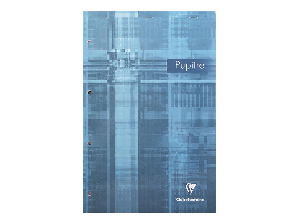 Rhodia - Bloc notes Pupitre - A4 + - 160 pages - petits carreaux - perforé