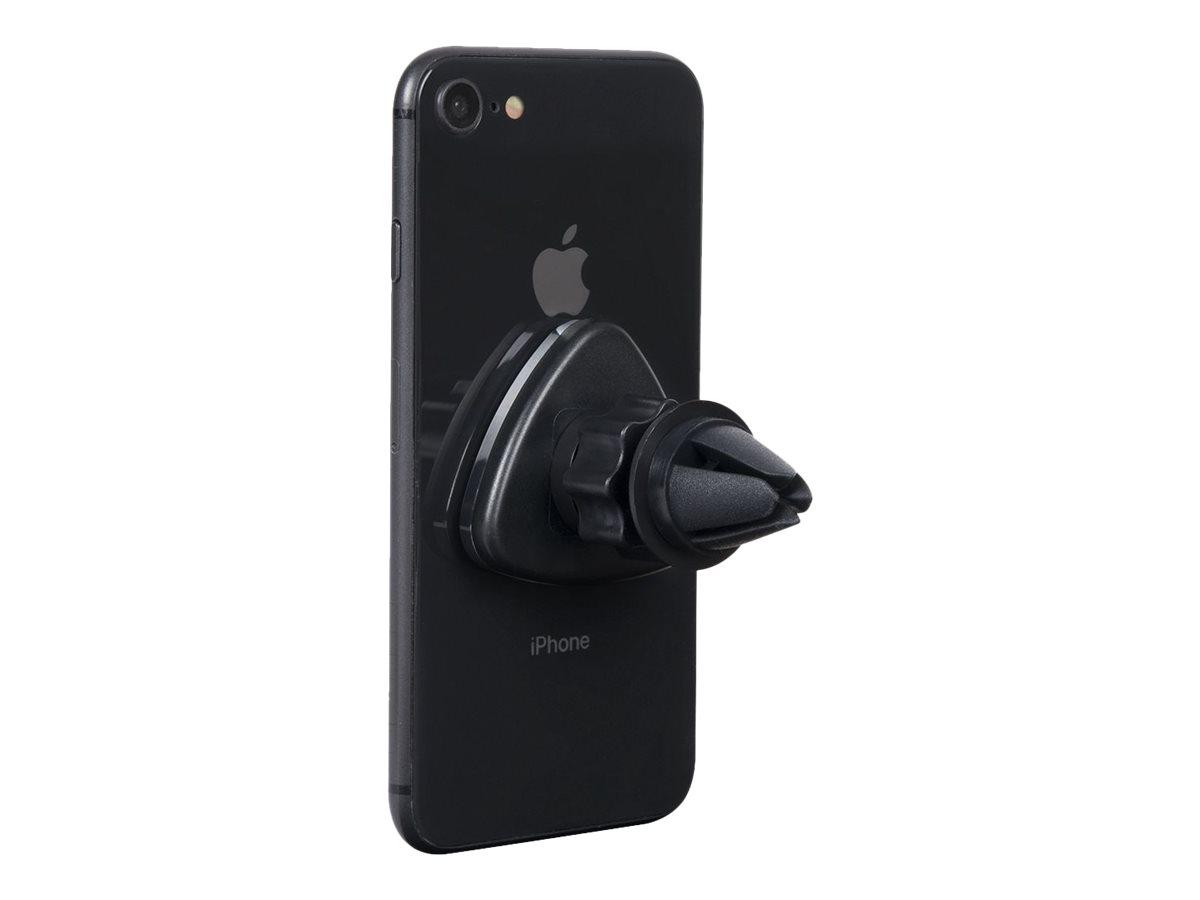Bigben - support de voiture magnétique pour smartphone avec fixation sur grille aération