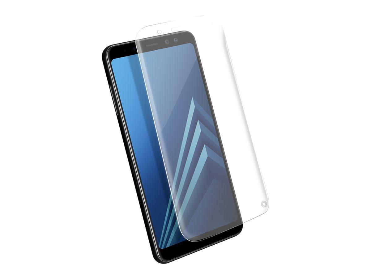 Force Glass - protection d'écran - verre trempé pour Samsung A8 2018