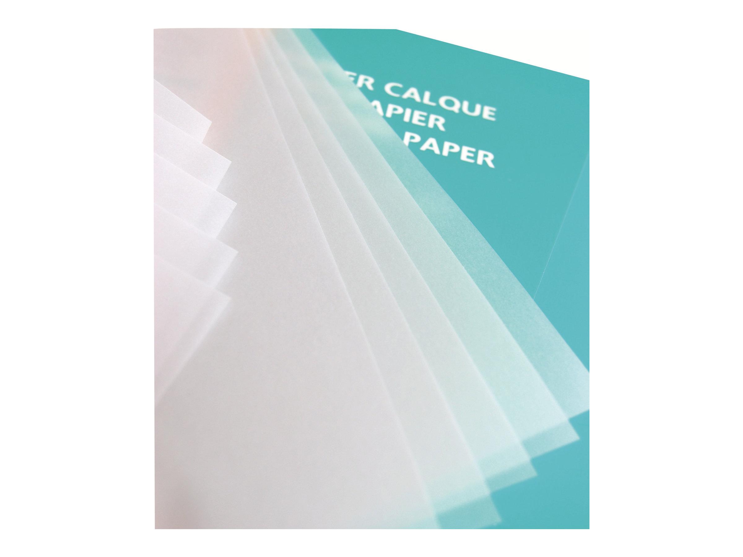 Clairefontaine Fine Arts - Papier calque - feuille 50 x 65 cm