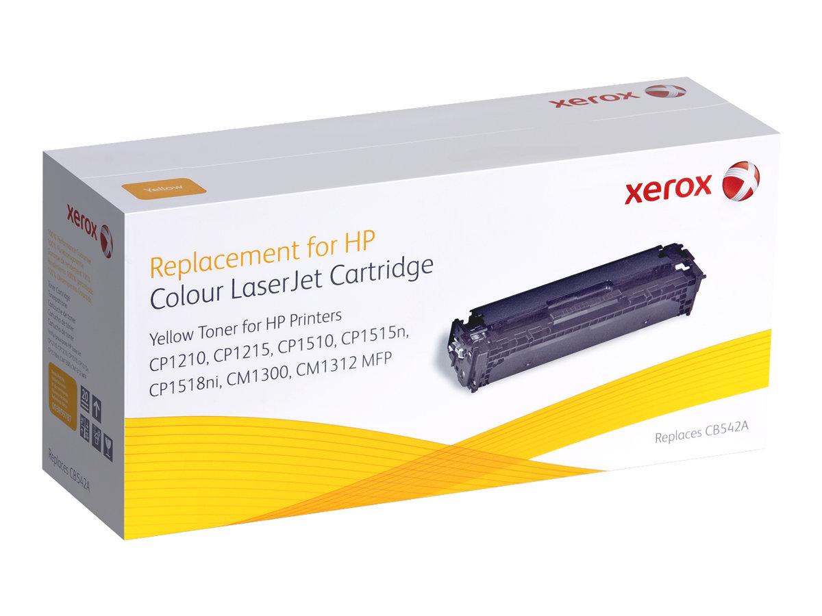 Xerox HP Colour LaserJet CM1525 series - jaune - cartouche de toner (alternative pour: HP CB542A)