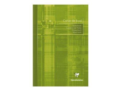 Clairefontaine - Carnet de bord enseignant - A4 - 72 pages - disponible dans différentes couleurs