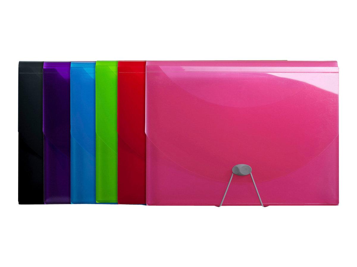 Exacompta Iderama - Valisette trieur 13 compartiments - disponible dans différentes couleurs