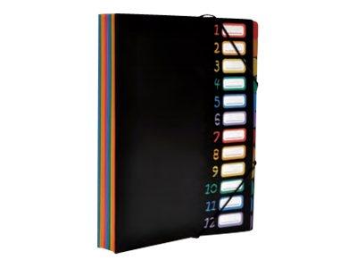 Viquel Rainbow Class - Trieur à soufflets 12 positions