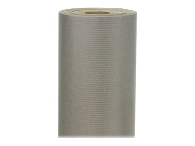 Clairefontaine - Papier cadeau kraft - 70 cm x 50 m - 60 g/m² - argenté