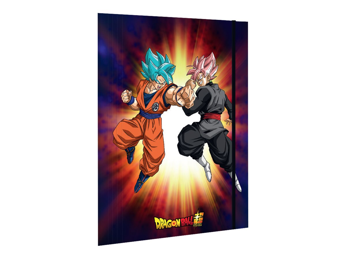 Dragon Ball - Chemise à rabats - Clairefontaine