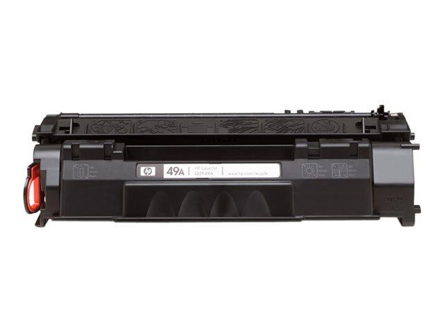 HP 49A - noir - cartouche laser d'origine