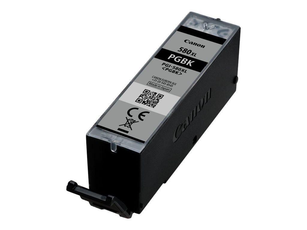 Canon PGI-580XL - noir photo - cartouche d'encre originale