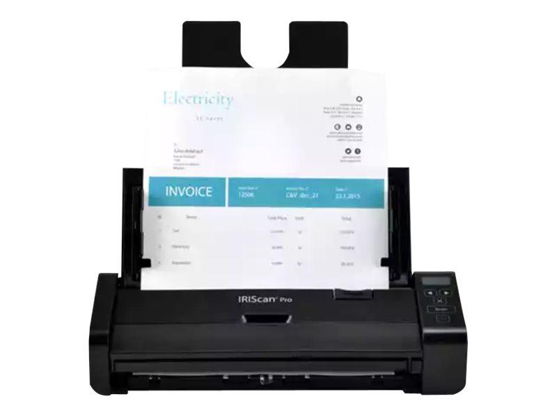 IRIScan Pro 5 - scanner de documents A4 - modèle bureau - USB 2.0 - recto-verso