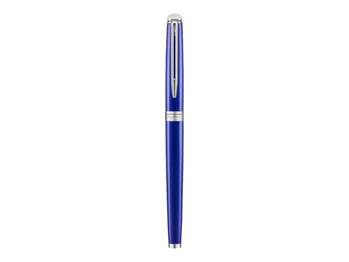 Waterman Hemisphere - Stylo plume bleu - pointe moyenne