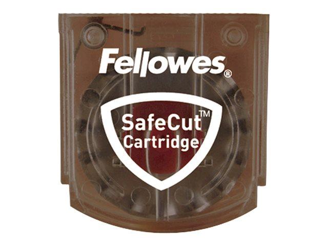 Fellowes SafeCut - 2 lames de rechange pour rogneuse electron / neutron