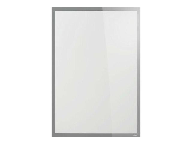 Durable Duraframe Poster Sun - Cadre d'affichage vitrostatique - A1 - argent