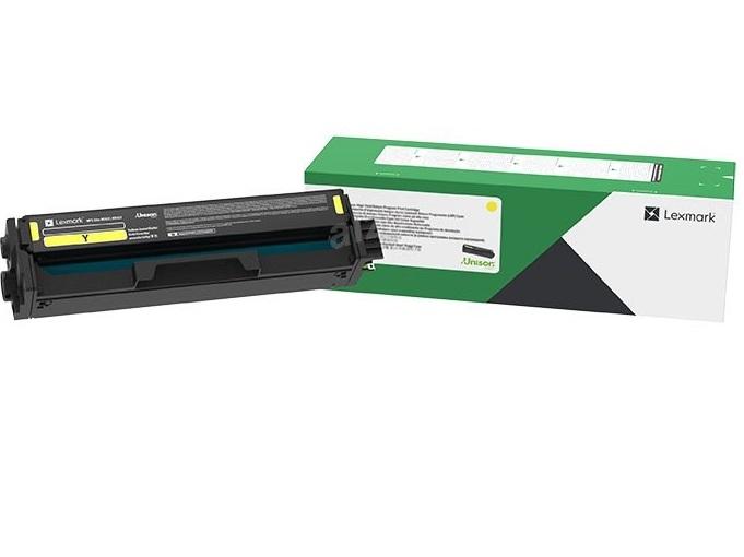 Lexmark C3220Y0 - jaune - cartouche laser d'origine