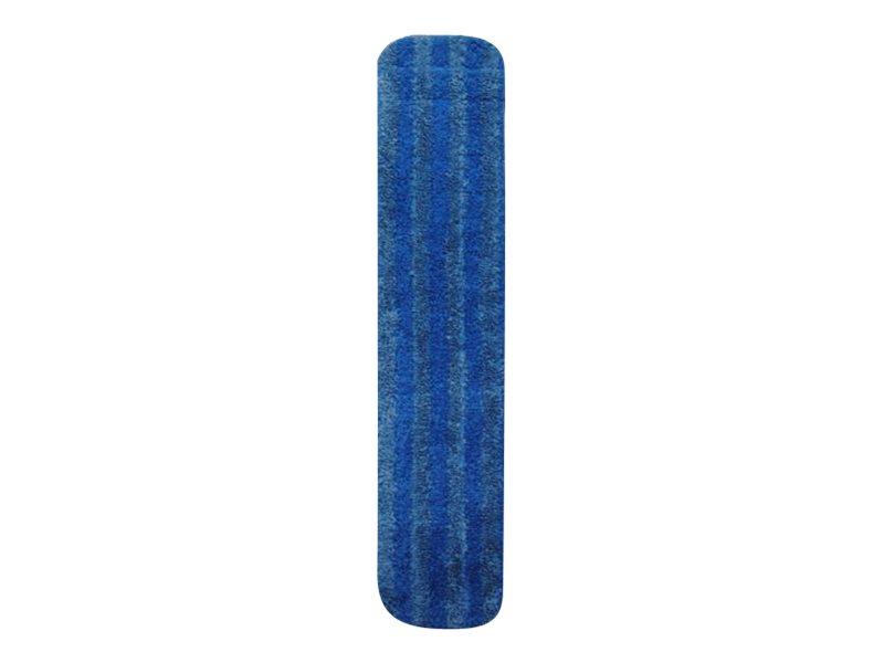 Concept Microfibre - Serpillière de balai à franges 47 cm - bleu