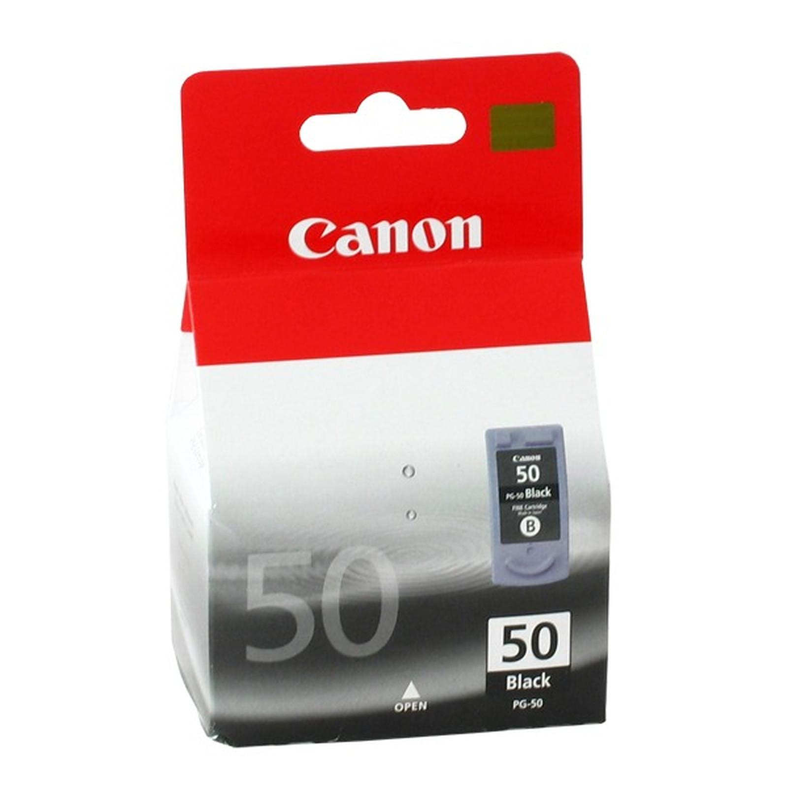 Canon PG-50 - noir - cartouche d'encre originale