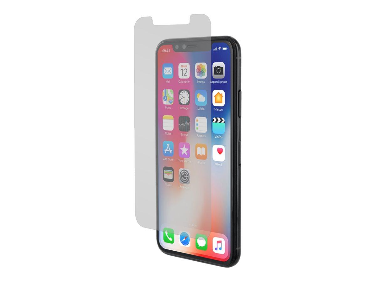BigBen - Protection d'écran - verre trempé pour iPhone X/XS/11 Pro