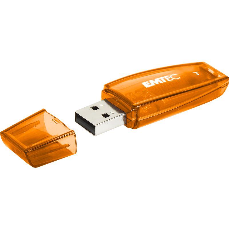 Emtec C410 Color Mix - clé USB 4 Go - USB 2.0
