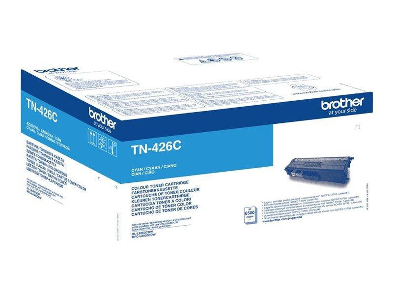 Brother TN426 - cyan - cartouche laser d'origine
