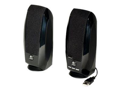 LOGITECH S150 - Mini enceinte multmédia connexion USB - 1,2W