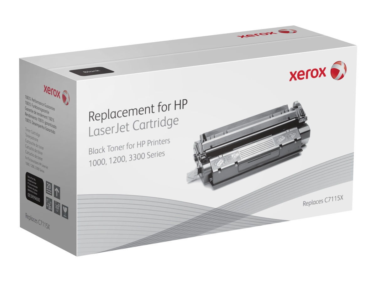 Xerox HP LaserJet 1000 - noir - cartouche de toner (alternative pour: HP C7115X)