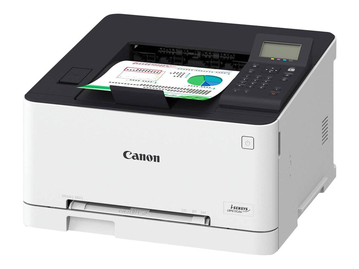 Canon i-SENSYS LBP613Cdw - imprimante - couleur - laser