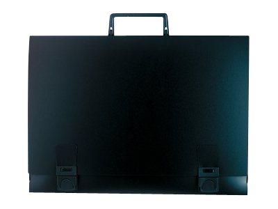 Exacompta - portfolio valisette à poignées - 38 x 53 cm