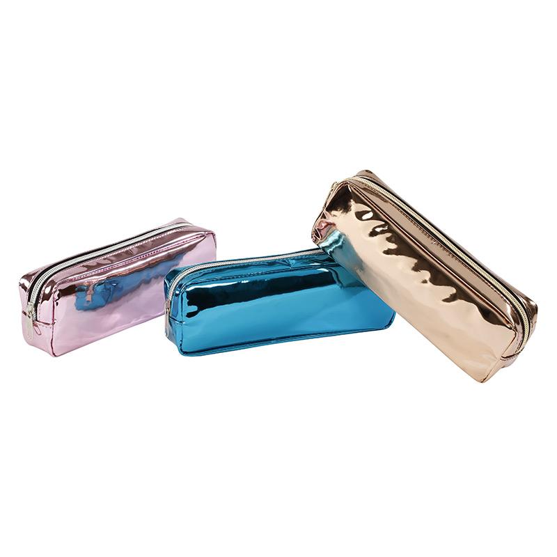 Trousse rectangulaire Absolu - 1 compartiment - 3 coloris disponibles - Viquel