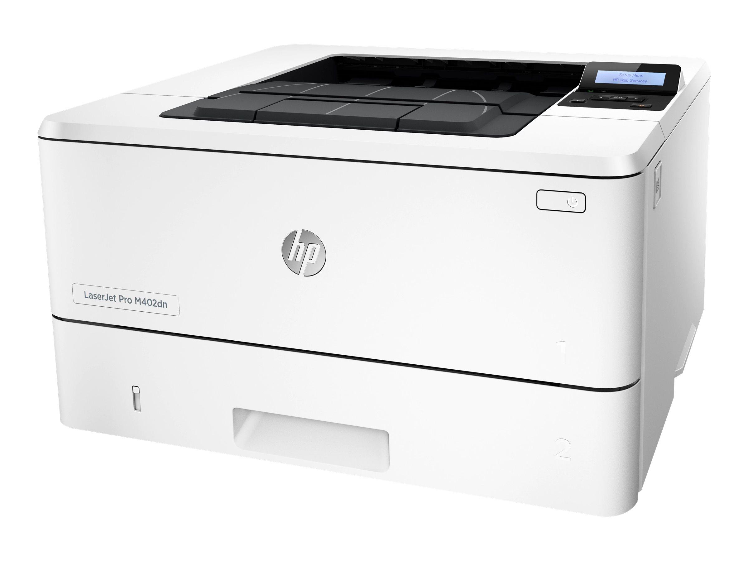 HP LaserJet Pro M402dn - Imprimante laser reconditionnée monochrome A4 - recto-verso