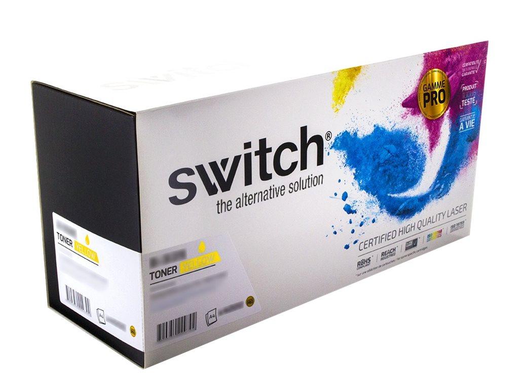Dell 593-10168/593-10173 - compatible Switch - jaune - cartouche laser