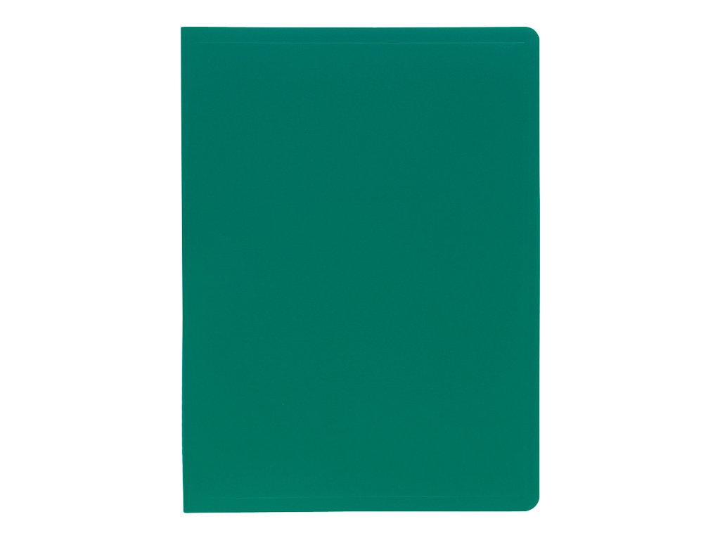 Exacompta - Porte vues - 200 vues - A4 - vert foncé