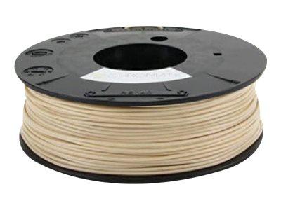 Dagoma Chromatik - filament 3D PLA - ivoire  - Ø 1,75 mm - 750g