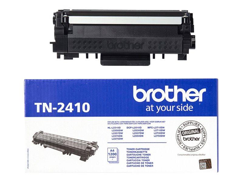 Brother TN2410 - noir - cartouche laser d'origine