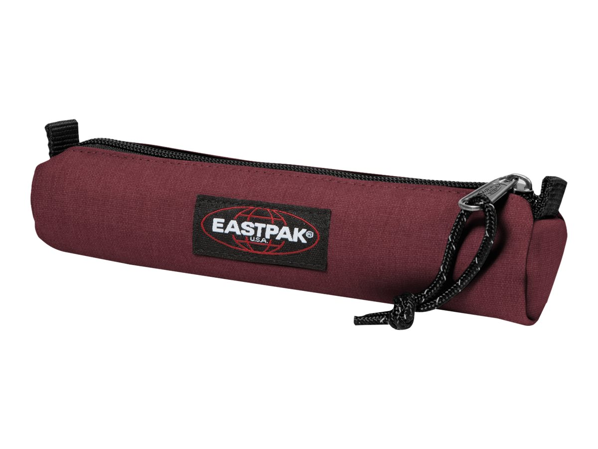 EASTPAK Small Round - Trousse 1 compartiment - crafty wine