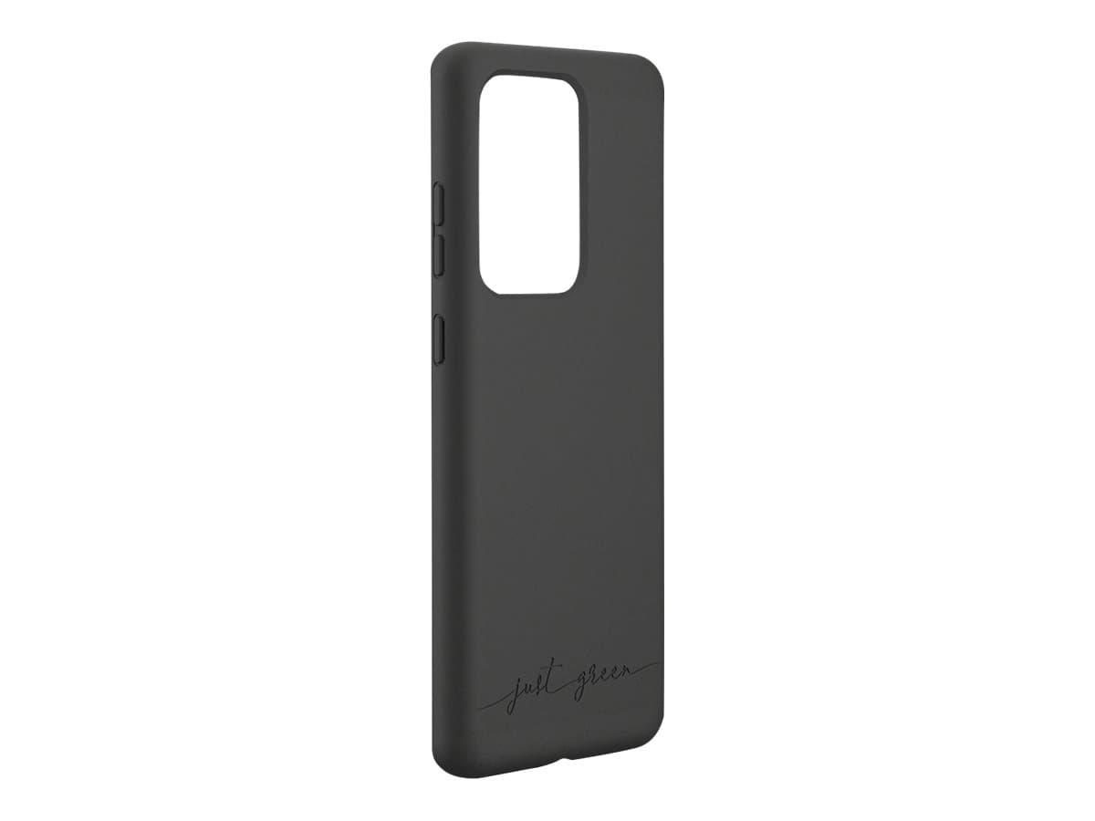 Just Green - Coque de protection pour Samsung S20 ultra - noir
