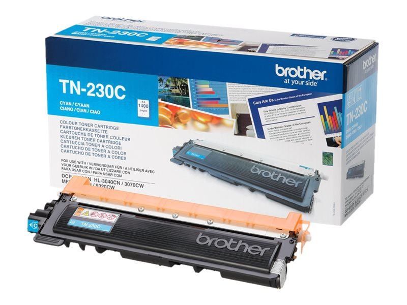 Brother TN230 - cyan - cartouche laser d'origine