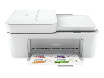 HP DeskJet Plus 4120 All-in-One -  imprimante multifonctions jet d'encre couleur A4 - Wifi, USB