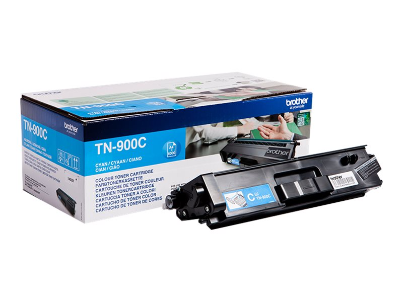Brother TN900 - cyan - cartouche laser d'origine