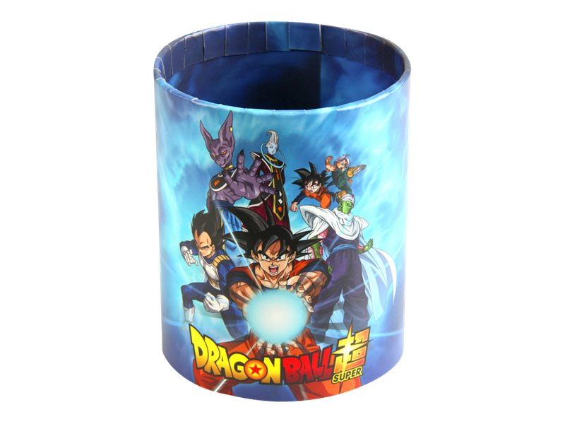Dragon Ball - Pot à crayons rond - Clairefontaine
