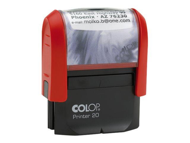 Colop - Tampon Printer 20 - formule commerciale