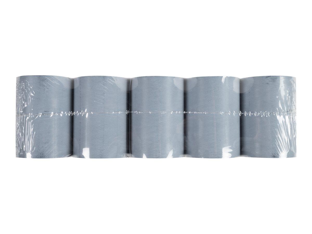 Exacompta - 10 Bobines caisses Safecontact - papier thermique simple couche 80 x 60 mm - 44 m
