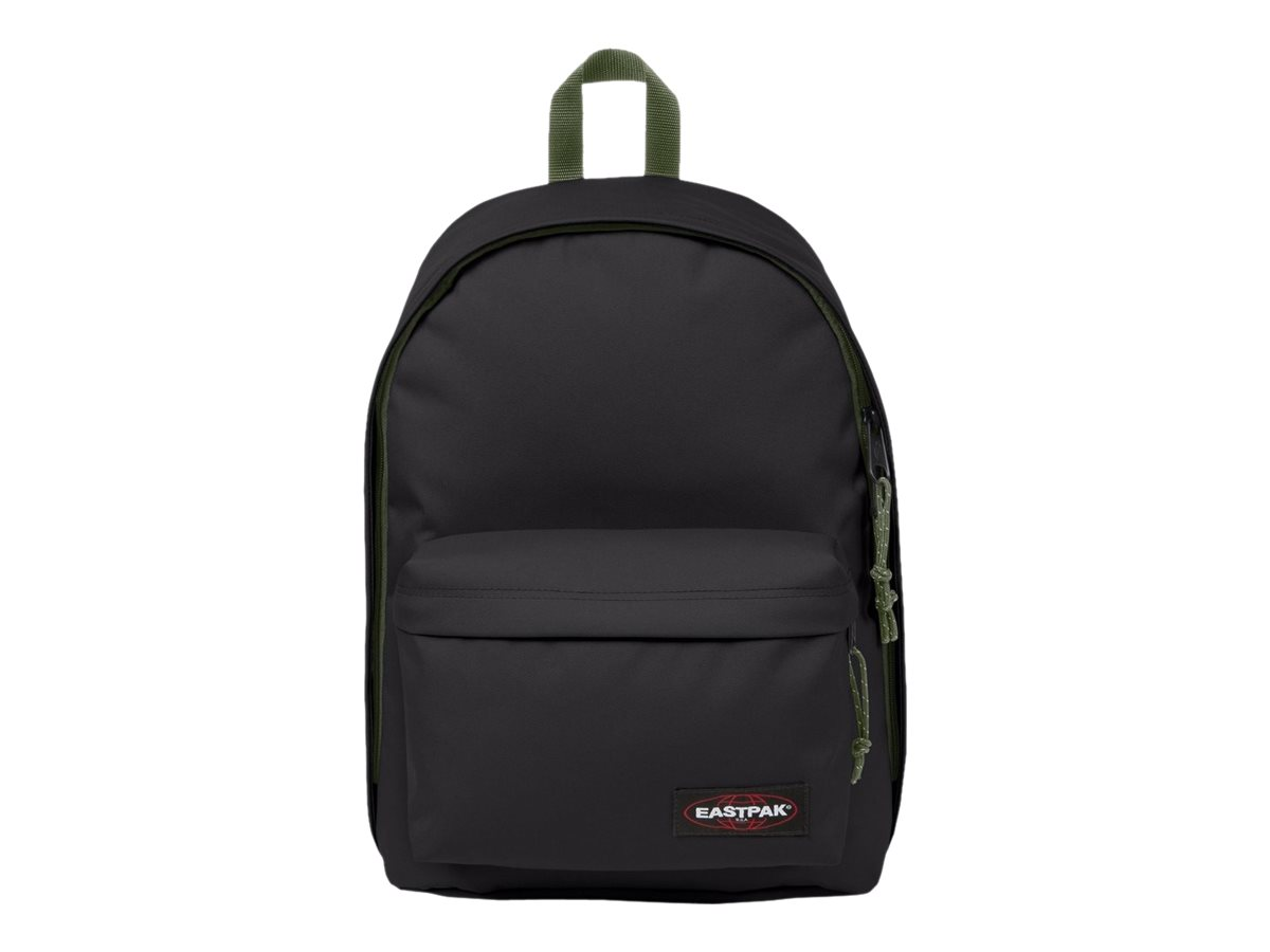 EASTPAK Out Of Office - Sac à dos black moss avec compartiment pour ordinateur portable