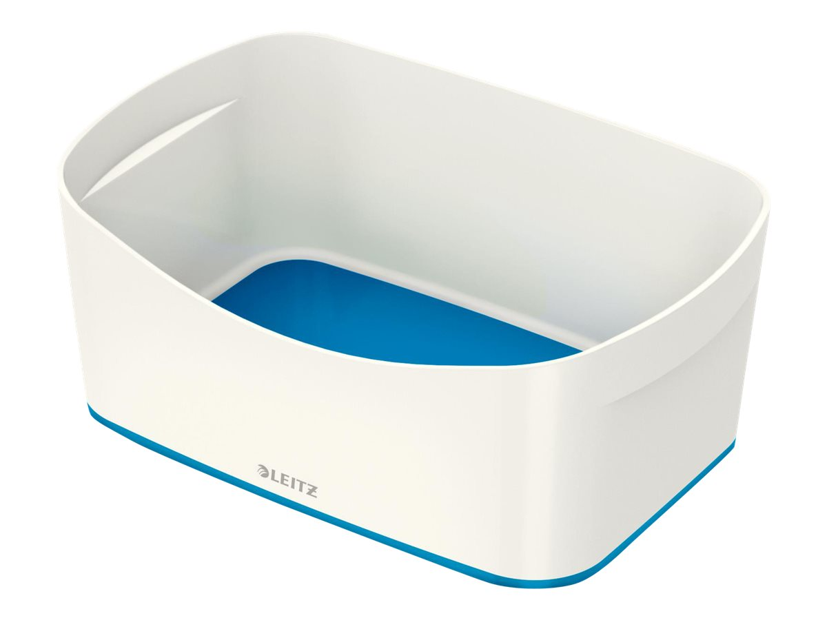 LeitzMyBox - Bac de rangement - blanc/bleu