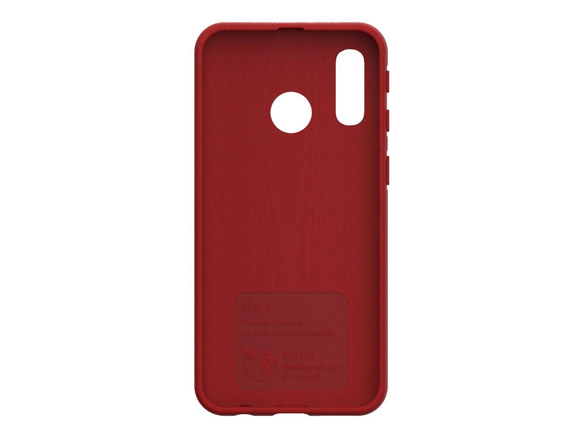 Just Green - Coque de protection pour Samsung A40 - rouge