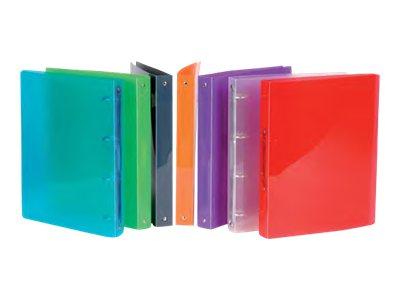 Viquel Propyglass - Classeur à anneaux - Dos 35 mm - A4 - disponible dans différentes couleurs