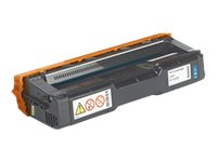 Ricoh 407717 - cyan - cartouche laser d'origine