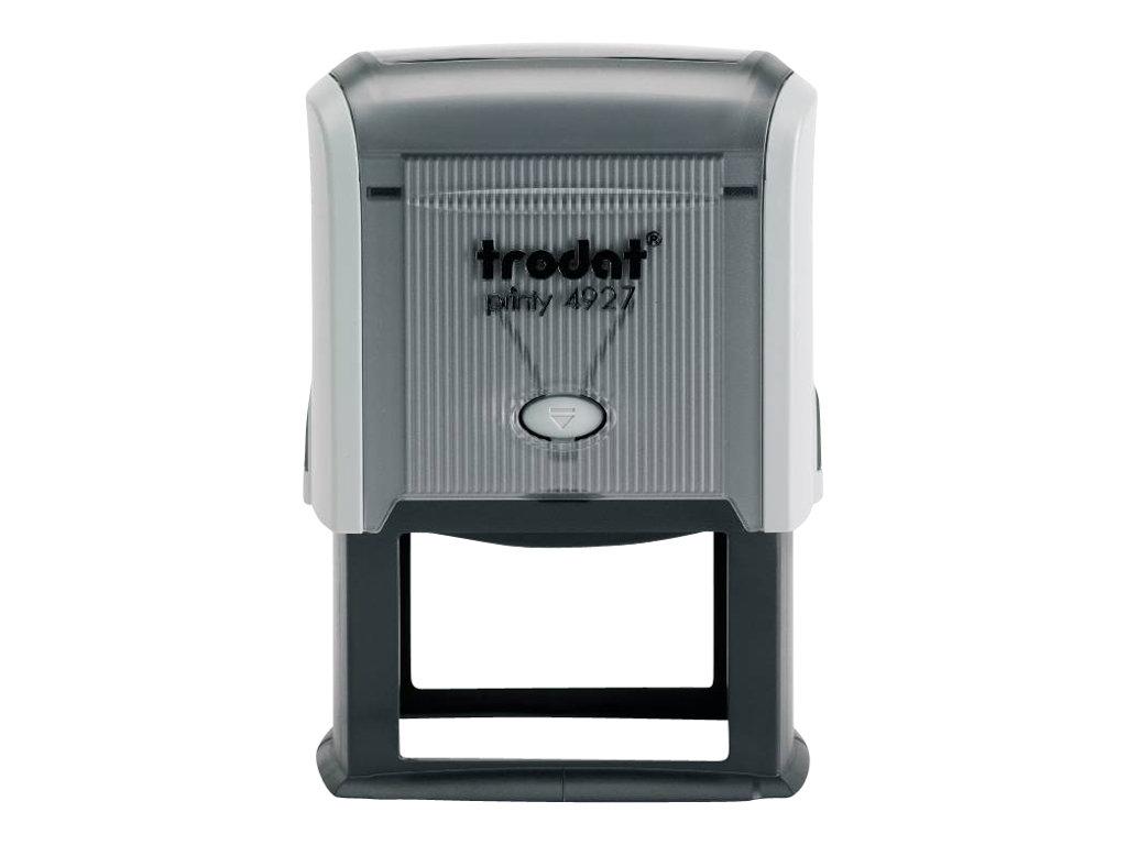 Trodat Printy 4927 - Tampon auto-encreur - texte personnalisable - 60 x 40 mm