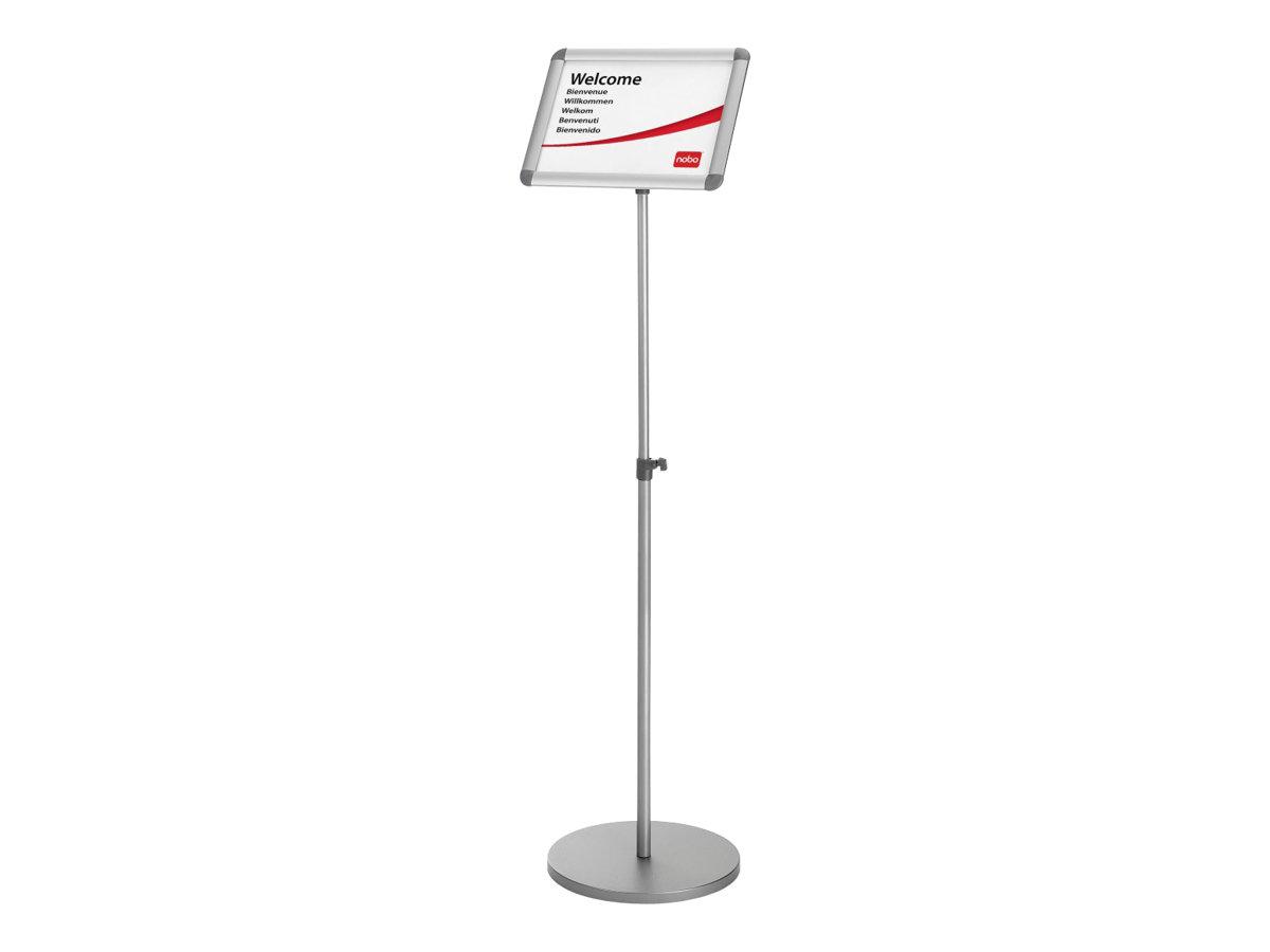 Nobo - Porte-affiche sur pied / stand d'exposition A4