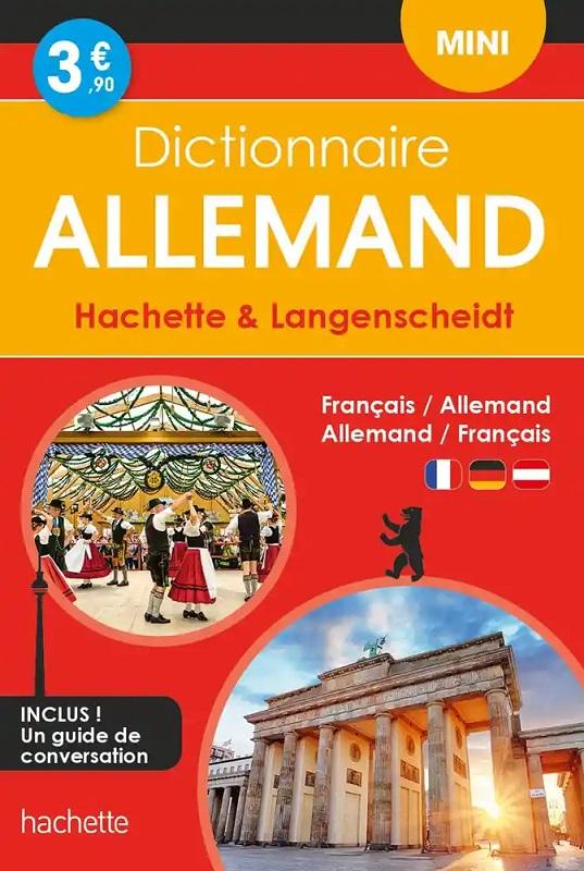 Hachette Langenscheidt Mini Dictionnaire bilingue Allemand/Français